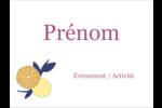 Impression pissenlit Badges - gabarit prédéfini. <br/>Utilisez notre logiciel Avery Design & Print Online pour personnaliser facilement la conception.