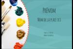 Palette de peinture Étiquettes à codage couleur - gabarit prédéfini. <br/>Utilisez notre logiciel Avery Design & Print Online pour personnaliser facilement la conception.