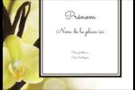 Fleur de vanille Étiquettes à codage couleur - gabarit prédéfini. <br/>Utilisez notre logiciel Avery Design & Print Online pour personnaliser facilement la conception.