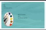 Palette de peinture Étiquettes d'adresse - gabarit prédéfini. <br/>Utilisez notre logiciel Avery Design & Print Online pour personnaliser facilement la conception.