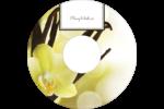 Fleur de vanille Étiquettes de classement - gabarit prédéfini. <br/>Utilisez notre logiciel Avery Design & Print Online pour personnaliser facilement la conception.