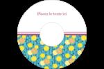 Impression pissenlit Étiquettes de classement - gabarit prédéfini. <br/>Utilisez notre logiciel Avery Design & Print Online pour personnaliser facilement la conception.