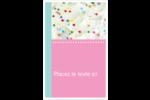 Planificateur de fêtes Reliures - gabarit prédéfini. <br/>Utilisez notre logiciel Avery Design & Print Online pour personnaliser facilement la conception.
