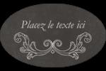 Affiche de style pâtisserie Étiquettes carrées - gabarit prédéfini. <br/>Utilisez notre logiciel Avery Design & Print Online pour personnaliser facilement la conception.