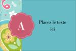 Cachemire Étiquettes rectangulaires - gabarit prédéfini. <br/>Utilisez notre logiciel Avery Design & Print Online pour personnaliser facilement la conception.
