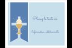 Première communion Cartes Et Articles D'Artisanat Imprimables - gabarit prédéfini. <br/>Utilisez notre logiciel Avery Design & Print Online pour personnaliser facilement la conception.