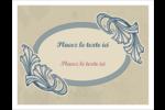 Bouquet français Cartes Et Articles D'Artisanat Imprimables - gabarit prédéfini. <br/>Utilisez notre logiciel Avery Design & Print Online pour personnaliser facilement la conception.