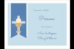 Première communion Badges - gabarit prédéfini. <br/>Utilisez notre logiciel Avery Design & Print Online pour personnaliser facilement la conception.
