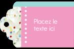 Planificateur de fêtes Étiquettes imprimables - gabarit prédéfini. <br/>Utilisez notre logiciel Avery Design & Print Online pour personnaliser facilement la conception.
