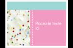 Planificateur de fêtes Cartes Et Articles D'Artisanat Imprimables - gabarit prédéfini. <br/>Utilisez notre logiciel Avery Design & Print Online pour personnaliser facilement la conception.