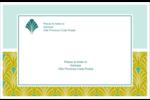 Motif de lignes fines Étiquettes d'adresse - gabarit prédéfini. <br/>Utilisez notre logiciel Avery Design & Print Online pour personnaliser facilement la conception.