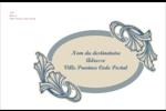 Bouquet français Étiquettes d'adresse - gabarit prédéfini. <br/>Utilisez notre logiciel Avery Design & Print Online pour personnaliser facilement la conception.