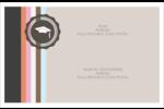 Mortier de diplômé Étiquettes d'adresse - gabarit prédéfini. <br/>Utilisez notre logiciel Avery Design & Print Online pour personnaliser facilement la conception.