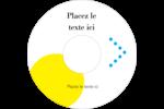 Traitement couleur Étiquettes de classement - gabarit prédéfini. <br/>Utilisez notre logiciel Avery Design & Print Online pour personnaliser facilement la conception.