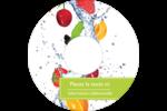 Fruits frais Étiquettes de classement - gabarit prédéfini. <br/>Utilisez notre logiciel Avery Design & Print Online pour personnaliser facilement la conception.