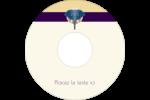 Éléphant géométrique Étiquettes de classement - gabarit prédéfini. <br/>Utilisez notre logiciel Avery Design & Print Online pour personnaliser facilement la conception.