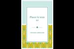 Motif de lignes fines Reliures - gabarit prédéfini. <br/>Utilisez notre logiciel Avery Design & Print Online pour personnaliser facilement la conception.