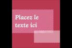 Traitement rose Étiquettes enveloppantes - gabarit prédéfini. <br/>Utilisez notre logiciel Avery Design & Print Online pour personnaliser facilement la conception.