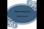 Bouquet français Étiquettes enveloppantes - gabarit prédéfini. <br/>Utilisez notre logiciel Avery Design & Print Online pour personnaliser facilement la conception.