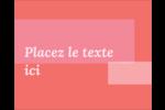 Traitement rose Étiquettes rondes gaufrées - gabarit prédéfini. <br/>Utilisez notre logiciel Avery Design & Print Online pour personnaliser facilement la conception.