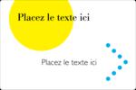Traitement couleur Étiquettes rectangulaires - gabarit prédéfini. <br/>Utilisez notre logiciel Avery Design & Print Online pour personnaliser facilement la conception.