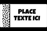 Gabarits Confettis néons Étiquettes Voyantes - gabarit prédéfini. <br/>Utilisez notre logiciel Avery Design & Print Online pour personnaliser facilement la conception.