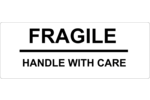 Communicate a sense of caution with pre-designed Signs Fragile Handle With Care templates.