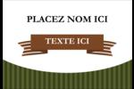 Sauce italienne à la viande pour pâtes Étiquettes à codage couleur - gabarit prédéfini. <br/>Utilisez notre logiciel Avery Design & Print Online pour personnaliser facilement la conception.