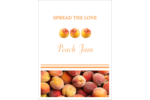 Spread the Love with all your peach jams, marmalades, jellies, and more