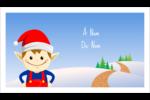 Henri le Lutin  Cartes d'affaires - gabarit prédéfini. <br/>Utilisez notre logiciel Avery Design & Print Online pour personnaliser facilement la conception.