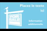 Oiseau à vendre Carte d'affaire - gabarit prédéfini. <br/>Utilisez notre logiciel Avery Design & Print Online pour personnaliser facilement la conception.