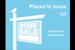 Oiseau à vendre Carte Postale - gabarit prédéfini. <br/>Utilisez notre logiciel Avery Design & Print Online pour personnaliser facilement la conception.