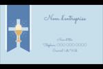 Première communion Carte d'affaire - gabarit prédéfini. <br/>Utilisez notre logiciel Avery Design & Print Online pour personnaliser facilement la conception.