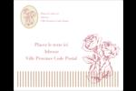 Amour français Étiquettes d'expédition - gabarit prédéfini. <br/>Utilisez notre logiciel Avery Design & Print Online pour personnaliser facilement la conception.