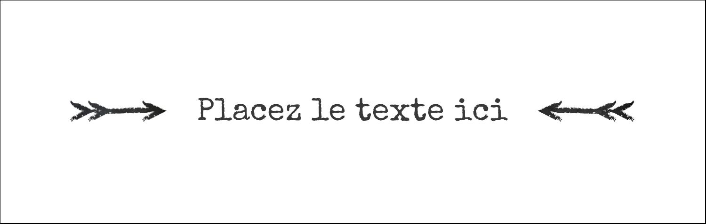 """4¼"""" x 5½"""" Cartes de notes - Diplôme et craie"""
