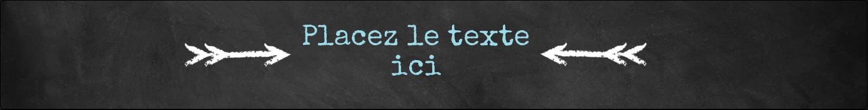 """1½"""" x 2½"""" Étiquettes ovales - Diplôme et craie"""