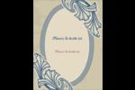 Bouquet français Carte Postale - gabarit prédéfini. <br/>Utilisez notre logiciel Avery Design & Print Online pour personnaliser facilement la conception.