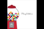 Boules de gomme Étiquettes enveloppantes - gabarit prédéfini. <br/>Utilisez notre logiciel Avery Design & Print Online pour personnaliser facilement la conception.