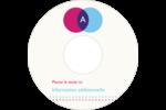 Styliste Étiquettes de classement - gabarit prédéfini. <br/>Utilisez notre logiciel Avery Design & Print Online pour personnaliser facilement la conception.