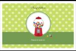 Boules de gomme Cartes Et Articles D'Artisanat Imprimables - gabarit prédéfini. <br/>Utilisez notre logiciel Avery Design & Print Online pour personnaliser facilement la conception.