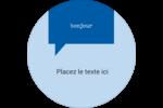 Bonjour Étiquettes de classement - gabarit prédéfini. <br/>Utilisez notre logiciel Avery Design & Print Online pour personnaliser facilement la conception.