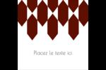 Hexagone rouge Étiquettes enveloppantes - gabarit prédéfini. <br/>Utilisez notre logiciel Avery Design & Print Online pour personnaliser facilement la conception.