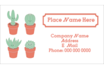 Customize your projects with pre-designed Whimsical Potted Plants templates.
