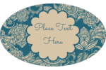 Add elegant style to projects with customizable pre-designed Paisley Lip Balm templates.