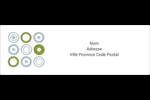 Cercles professionnels Intercalaires / Onglets - gabarit prédéfini. <br/>Utilisez notre logiciel Avery Design & Print Online pour personnaliser facilement la conception.