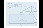Sphères modernes pour typographie Étiquettes D'Adresse - gabarit prédéfini. <br/>Utilisez notre logiciel Avery Design & Print Online pour personnaliser facilement la conception.