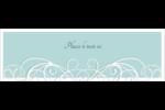 Typographie élégante Cartes de notes - gabarit prédéfini. <br/>Utilisez notre logiciel Avery Design & Print Online pour personnaliser facilement la conception.