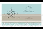 Typographie élégante Carte d'affaire - gabarit prédéfini. <br/>Utilisez notre logiciel Avery Design & Print Online pour personnaliser facilement la conception.