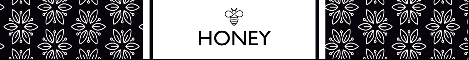 Be the buzz with this honey bee template.