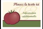 Tomate italienne Étiquettes à codage couleur - gabarit prédéfini. <br/>Utilisez notre logiciel Avery Design & Print Online pour personnaliser facilement la conception.